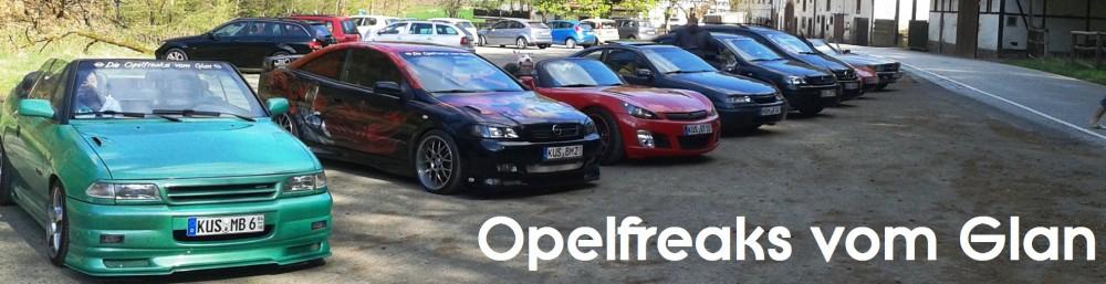 Opelfreaks vom Glan